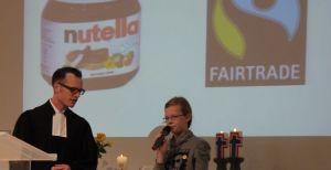 faire Schokolade Gottesdienst 2